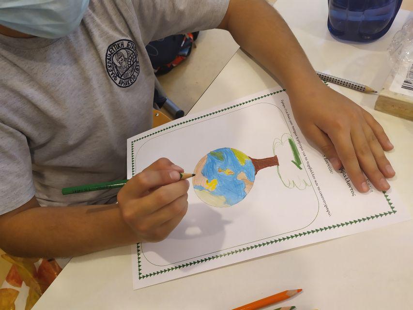 Δράσεις για το περιβάλλον (Γ΄ τάξη)