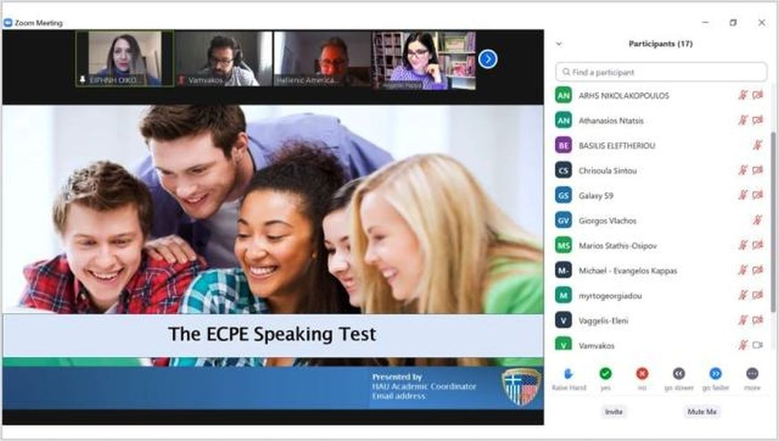 ECPE Speaking and Writing Tips