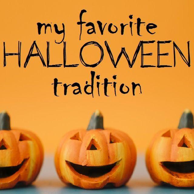 Εορτασμός τού Halloween