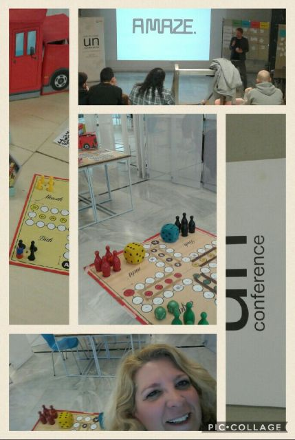 Goethe is Game: Unconference