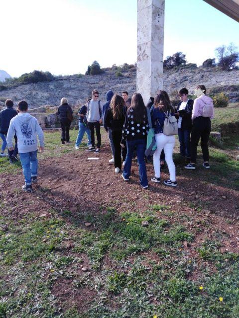 ΚΠΕ Ακράτας - Αρχαίο θέατρο Αιγείρας