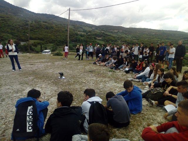 2η κοινή περιβαλλοντική συνάντηση «Η αειφορική παλέτα στο βουνό τής Πάτρας»