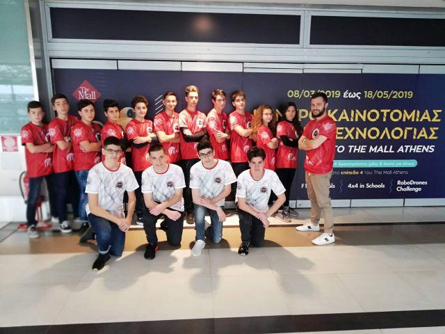 Στους παγκόσμιους τελικούς F1 η Achaia Racing TeamτωνΑρσακείων Πατρών