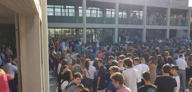 500 μαθητές υποδέχτηκαν τη νέα σχολική χρονιά!