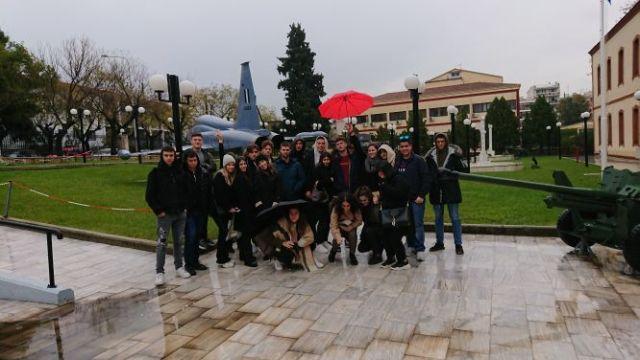 Πενθήμερη εκπαιδευτική εκδρομή στη Θεσσαλονίκη