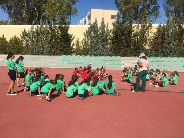 Πανελλήνια και Ευρωπαϊκή Ημέρα Σχολικού Αθλητισμού