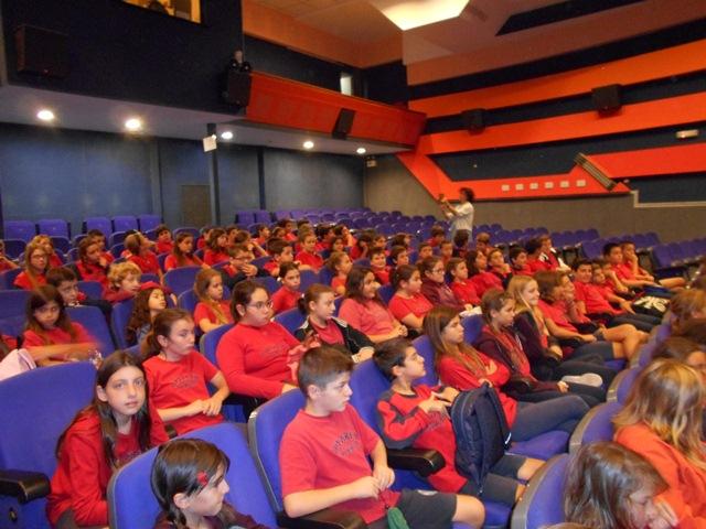 Το σχολείο πάει σινεμά