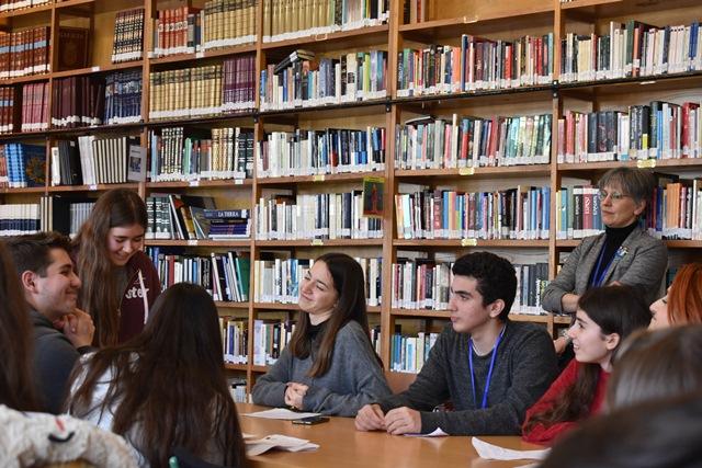 Πρόγραμμα Erasmus+: Ισπανία & Ιταλία