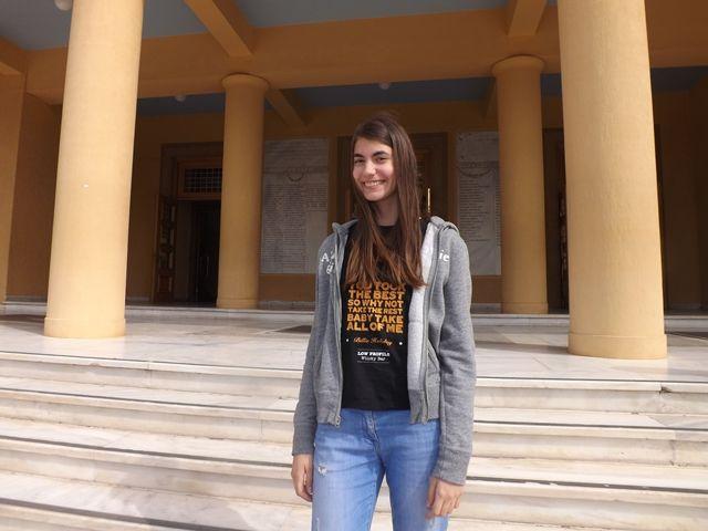 Δύο μαθήτριες στην εθνική αποστολή στο Ευρωπαϊκό Κοινοβούλιο Νέων