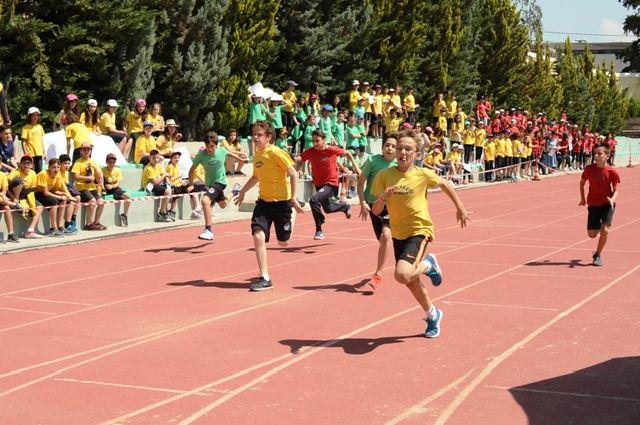 Διασχολικοί Αγώνες Στίβου 2018