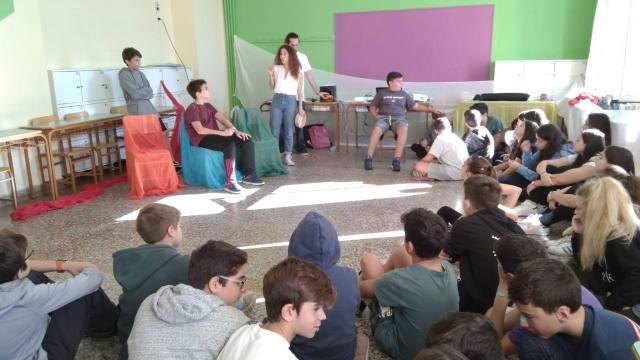 Εκπαιδευτικό πρόγραμμα για τον σχολικό εκφοβισμό