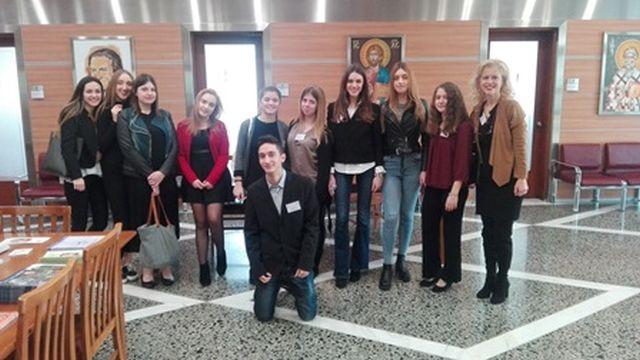 ΙΗ΄ Μαθητικό Συμπόσιο ASPnet UNESCO