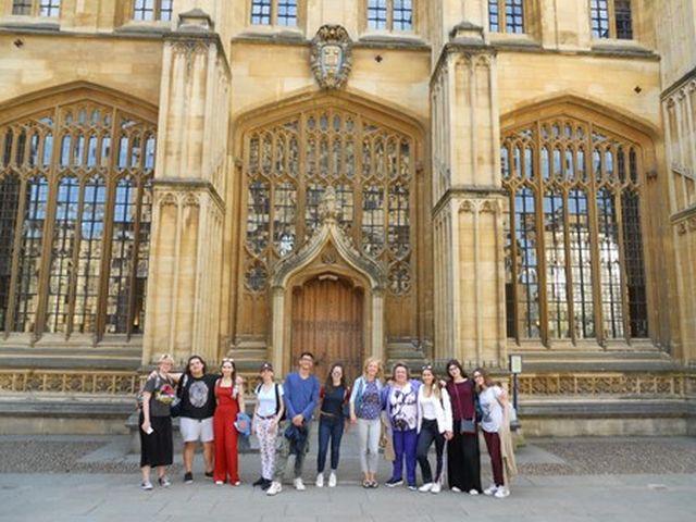 Οι απόφοιτοι του Κλασικού Λυκείου στην Οξφόρδη