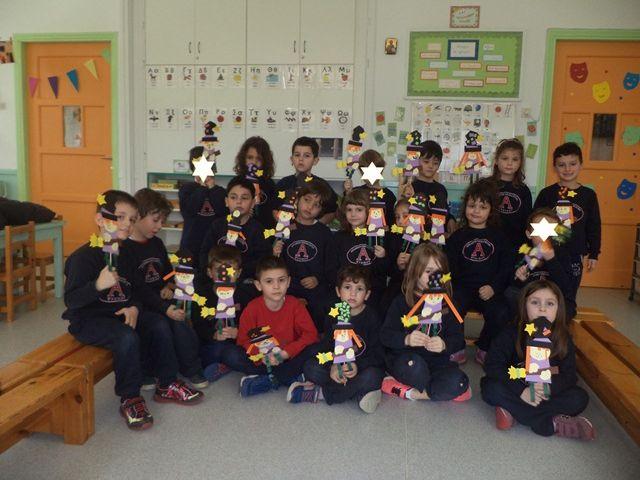 Φτιάχνουμε τις δικές μας κούκλες κουκλοθεάτρου!
