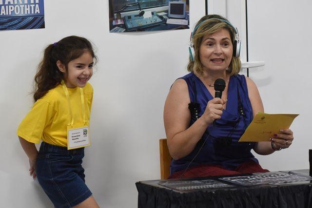 Δημοσιογραφικά παιχνίδια από τα «Γρήγορα Μολύβια» - Ημέρα Ανοιχτής Δράσης