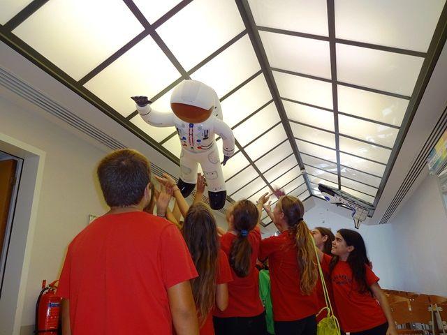 Εκπαιδευτική Επίσκεψη στο Πλανητάριο - Ίδρυμα Ευγενίδου