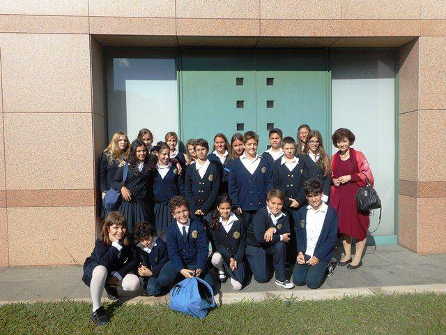 Επίσκεψη στην Ιαπωνική πρεσβεία