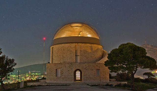 Επίσκεψη στο Αστεροσκοπείο Πεντέλης