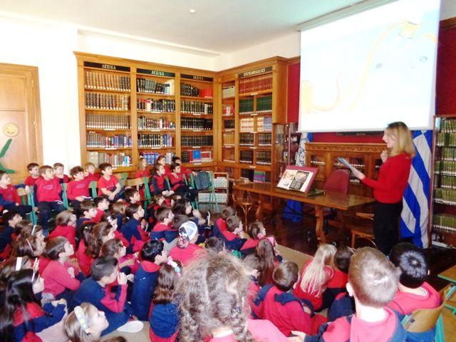 """Παγκόσμια Ημέρα Παιδικού Βιβλίου με τον """"κύριο Χταπόδιο σέιφ""""!"""