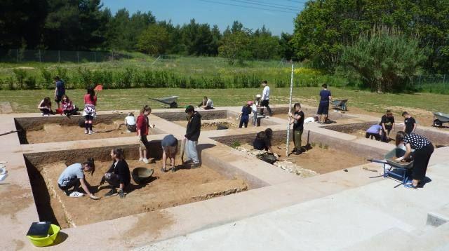 Δειγματική ανασκαφή στο Σχολείο μας: Ένα ζωντανό μάθημα Ιστορίας