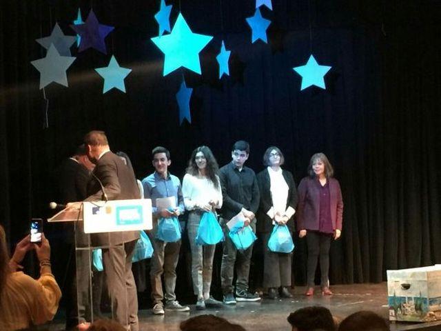 Βραβείο Grand Prix AMOPA στον Διαγωνισμό Γαλλοφωνίας