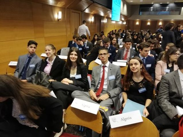 Athens Model United Nations