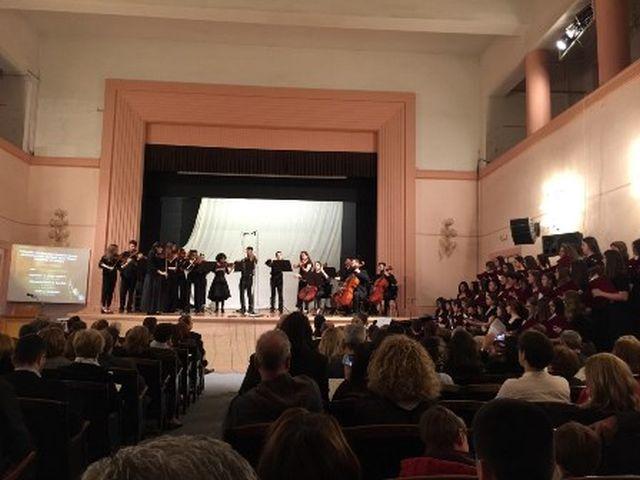 Συναυλία για το Πάσχα με αφορμή και τα σαράντα χρόνια λειτουργίας τού Κλασικού Σχολείου