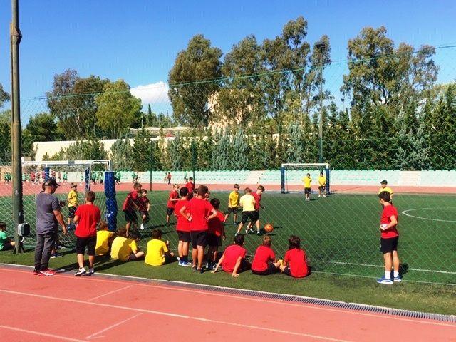 Πανελλήνια καιΠανευρωπαϊκήHμέρα Σχολικού Αθλητισμού
