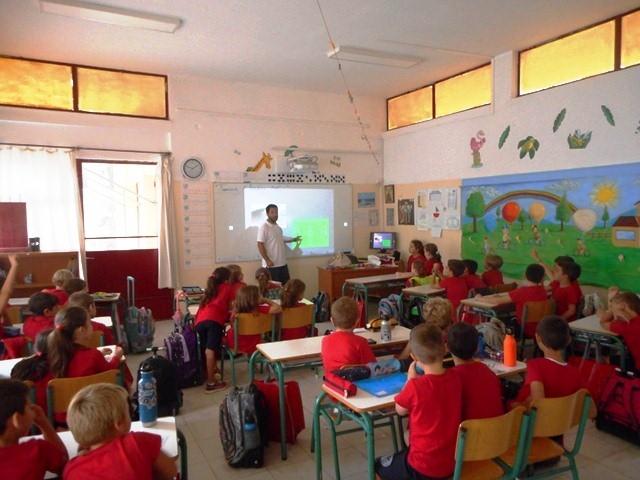 Ευρωπαϊκή Ημέρα Σχολικού Αθλητισμού
