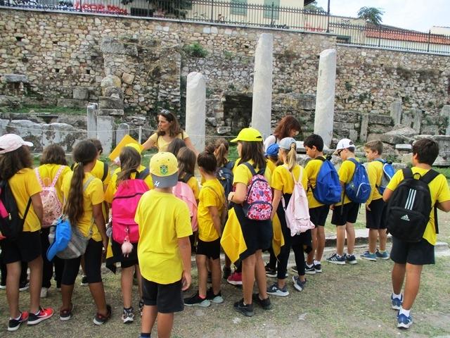 Αρχαία και Ρωμαϊκή Αγορά