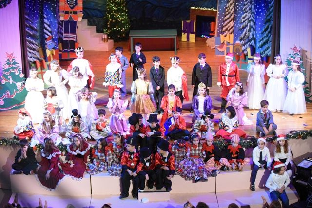 Μια χριστουγεννιάτικη ιστορία και ένα πρωτοχρονιάτικο παραμύθι…