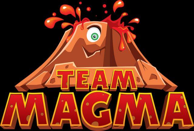 """Επίσκεψη στο κέντρο τής """"Team magma"""""""
