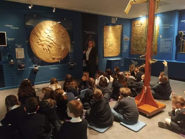 Επίσκεψη στο Μουσείο Τηλεπικοινωνιών ΟΤΕ
