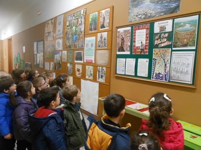 Επίσκεψη στην Παιδική Βιβλιοθήκη των Αρσακείων Σχολείων Ψυχικού