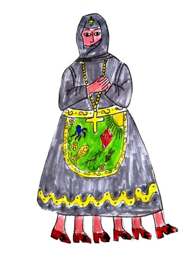 Η κυρα-Σαρακοστή