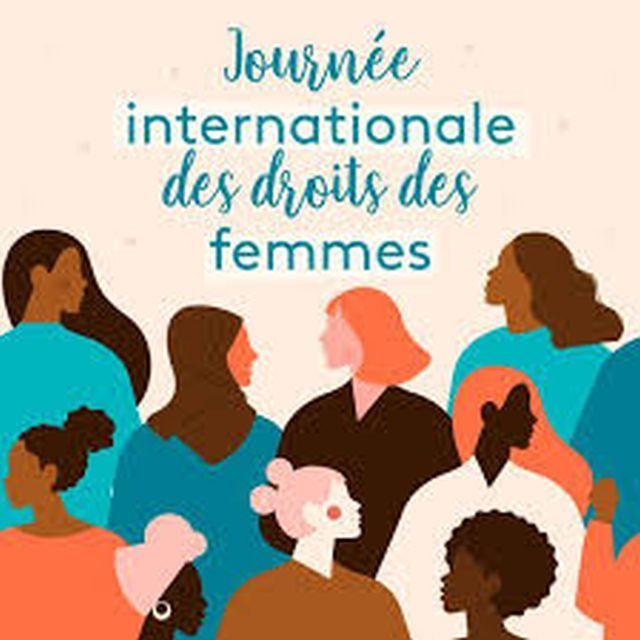 Παγκόσμια Ημέρα τής Γυναίκας