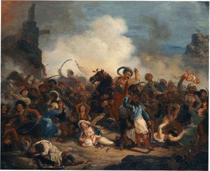 Ζωγραφική, ιστορία και αφήγηση για το 1821