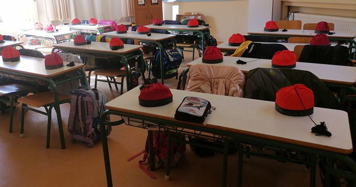 Τα μικρά… Ελληνάκια τού Σχολείου μας!