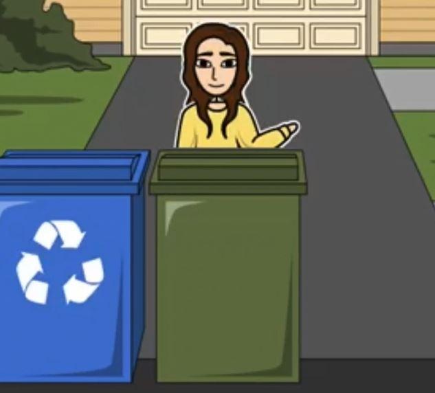 Βίντεο μαθήτριας μας καλεί να αλλάξουμε ζωή για το καλό του πλανήτη!