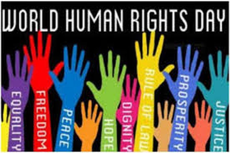 Γιορτάζουμε ακόμα μια σημαντική μέρα: Παγκόσμια Ημέρα των Ανθρώπινων Δικαιωμάτων