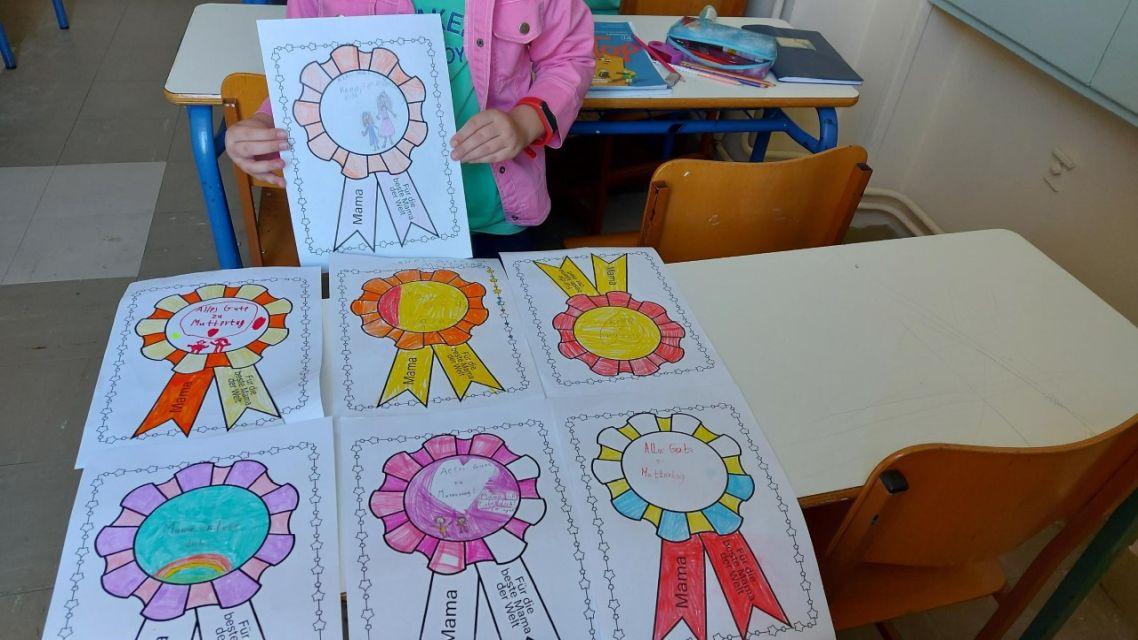 Muttertag: Γιορτάζοντας την Ημέρα τής Μητέρας