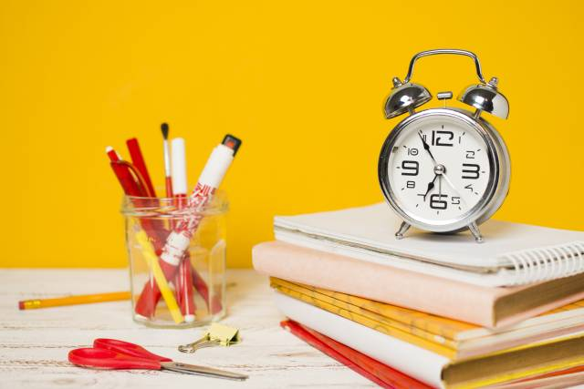 Τηλεσυναντήσεις για την Οργάνωση Μελέτης και τη Διαχείριση τού Χρόνου των μαθητών τής Γ΄ τάξης
