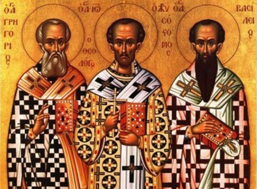 Η εφετινή διαφορετική γιορτή των Τριών Ιεραρχών...