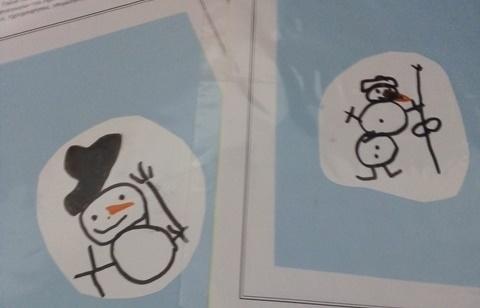 Τραγουδάμε και ζωγραφίζουμε για τον Χειμώνα!