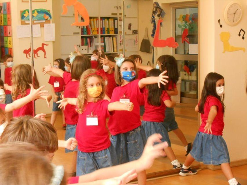 """""""Το Σχολείο σε Κίνηση: Αθλούμαστε δημιουργικά"""""""
