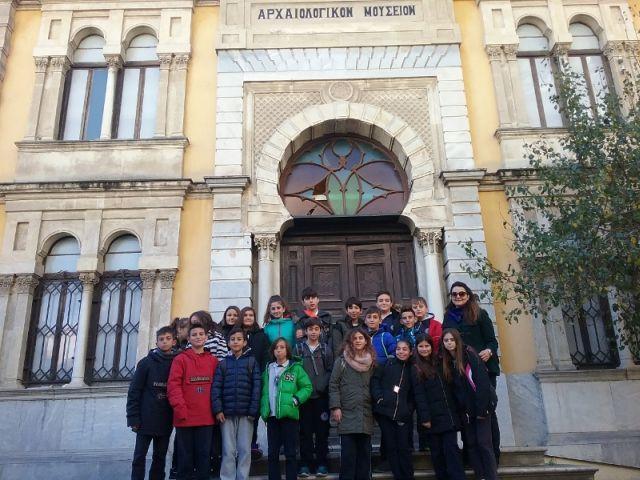 Στα οθωμανικά και τα εβραϊκά μνημεία τής Θεσσαλονίκης