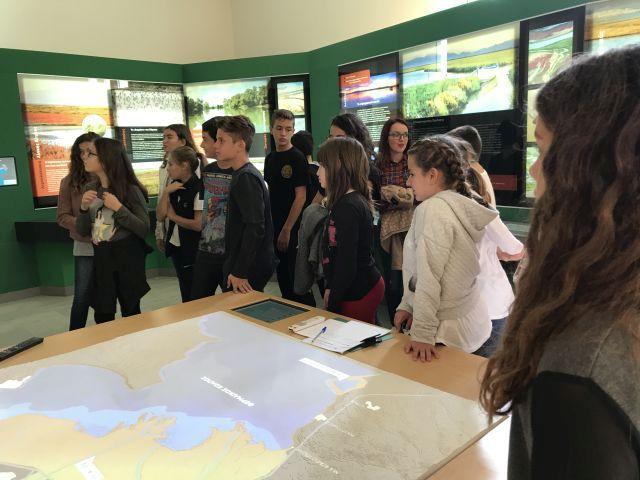 Διδακτική επίσκεψη μαθητών Α΄ τάξης