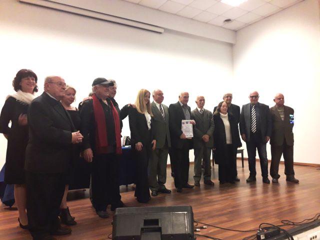 1ο βραβείο μουσικής για ταινία σε μαθητή του Αρσακείου Θεσ/νίκης