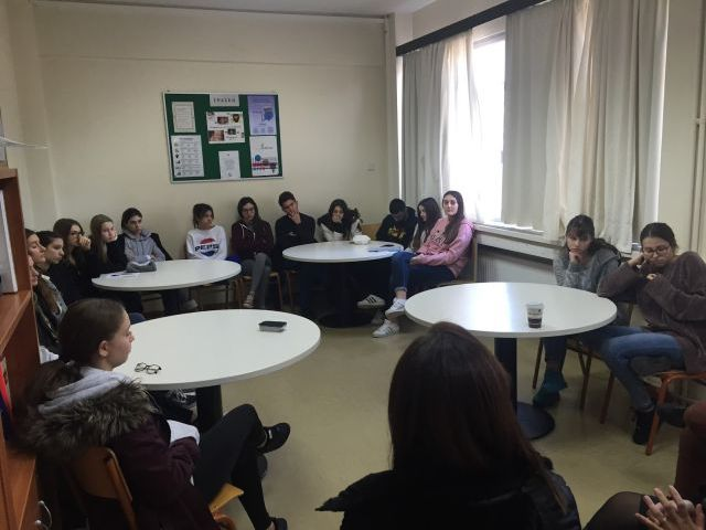 Πρόληψη κατά τής βίας, των διακρίσεων και τού σχολικού εκφοβισμού