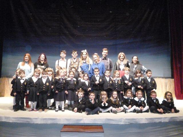 Θεατρική παράσταση «Ένα παιδί μετράει τ' άστρα»